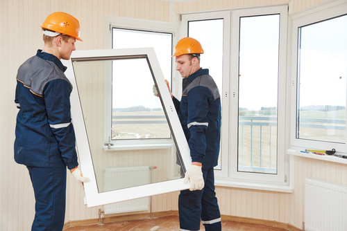 Window Installation