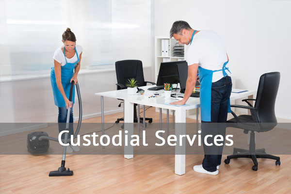 DC360 Custodial Services