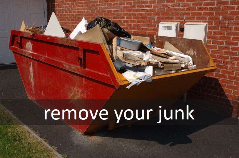 Remove your junk