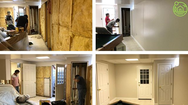 With the tremendous rainfall amounts the DMV experienced this spring, we're once again seeing flooding and mold presence in our clients basements. Black mold is a serious health hazard.  Contact your Concierge to minimize mold damage and costs. From small projects to large, we're your one stop shop. Give us a call at 844-436-0669.
