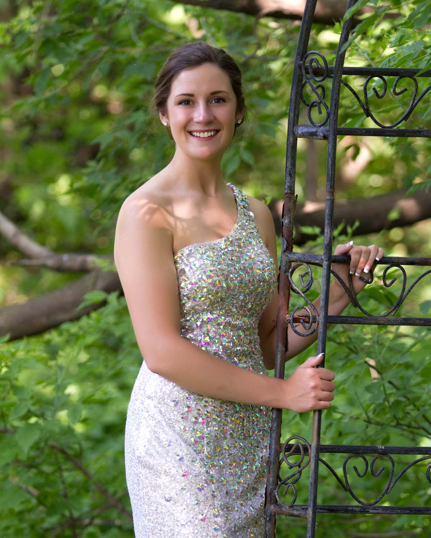 2016 Cherokee County Fair Queen Fran Conley