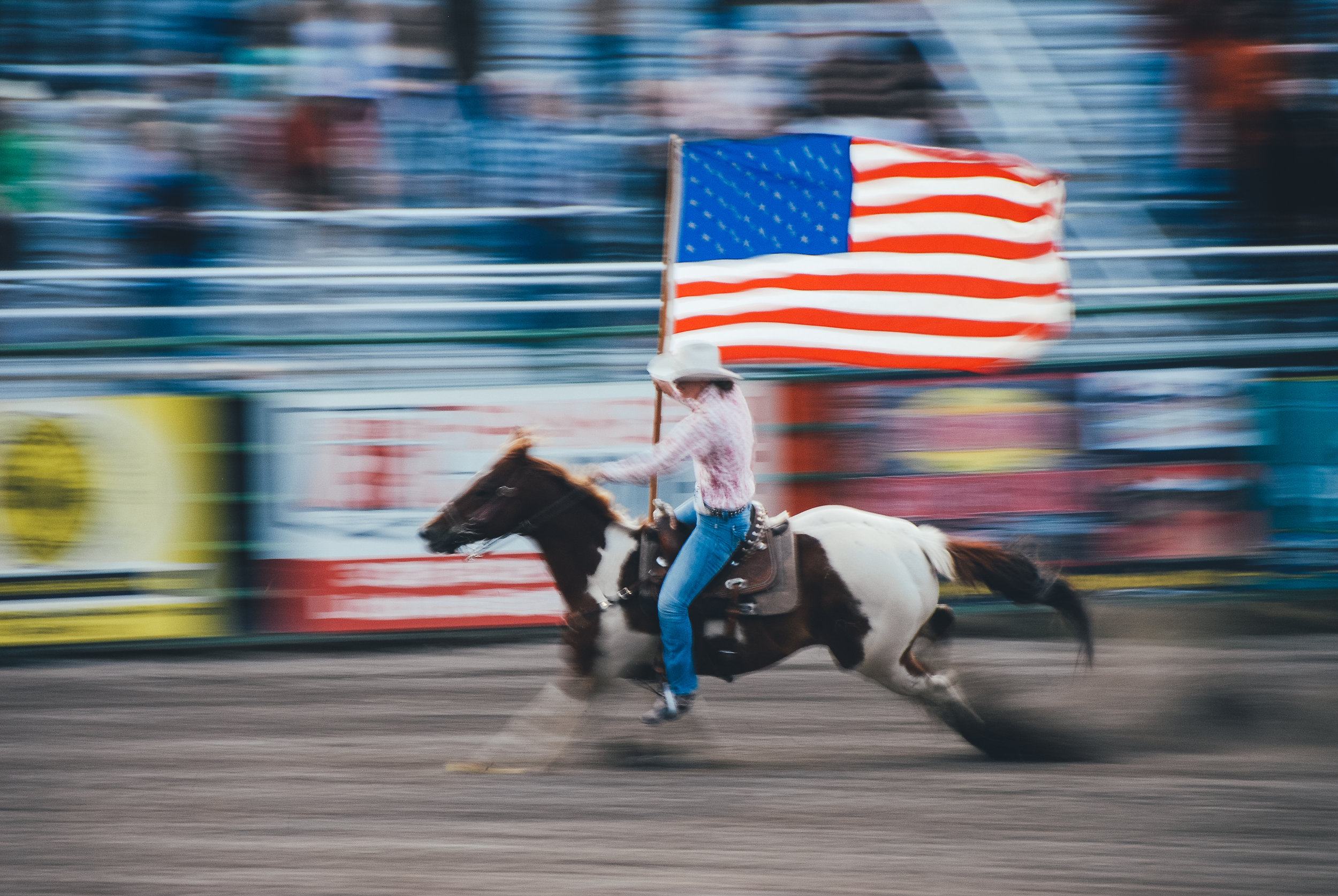 Cherokee Can Chase(Barrel Racing) - 7:00 pmMain ArenaFlyer