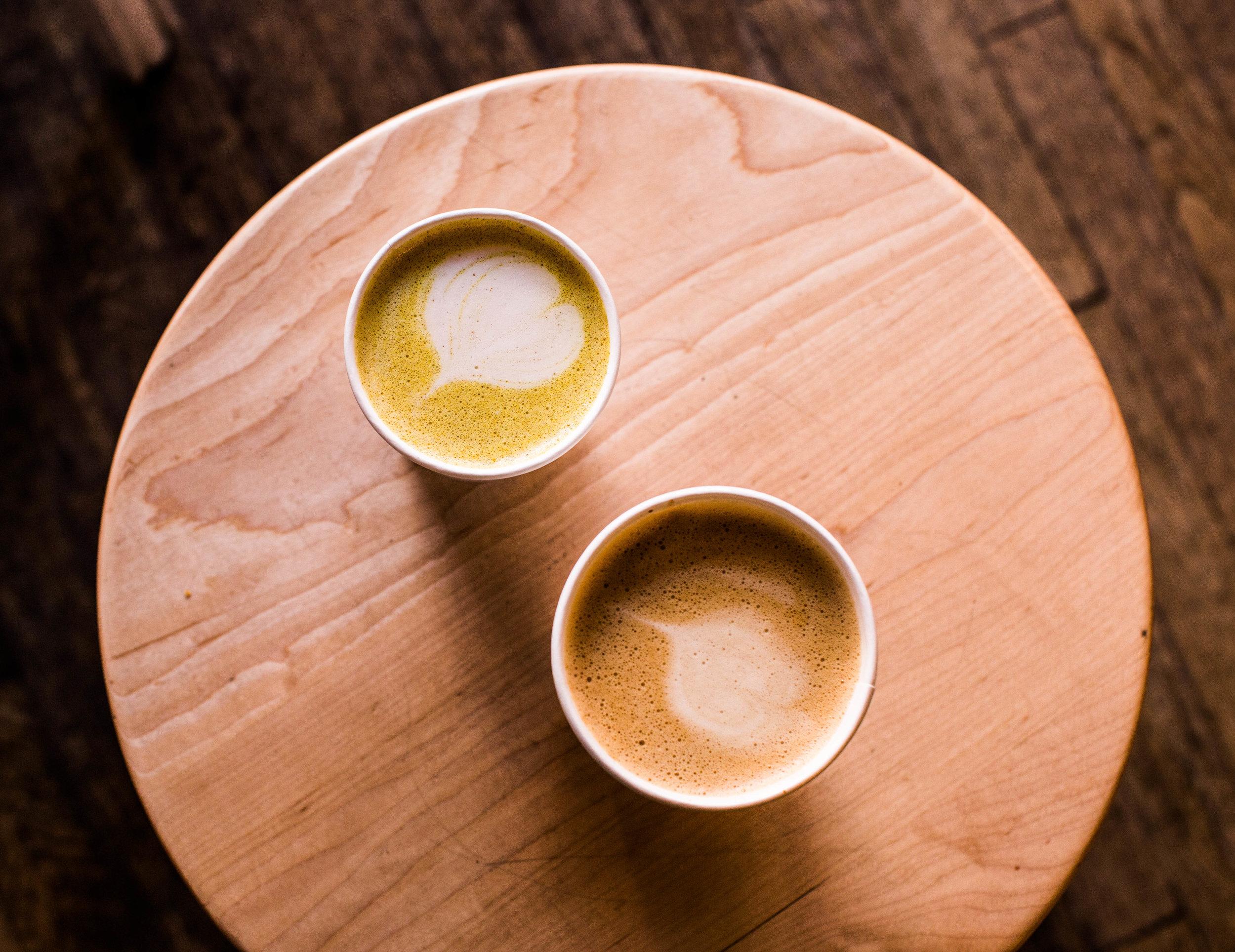 Golden Milk - A Warming Anti-Inflammatory Ayurvedic Drink