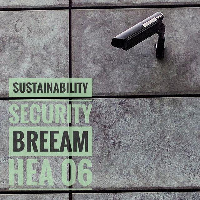 #breeam #security #builtenvironentsecurity