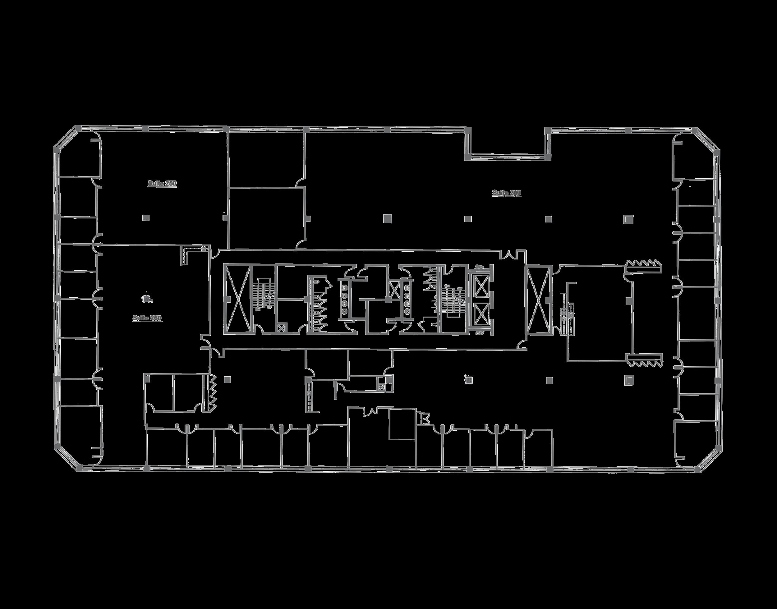 2nd Floor | 22,919 SF