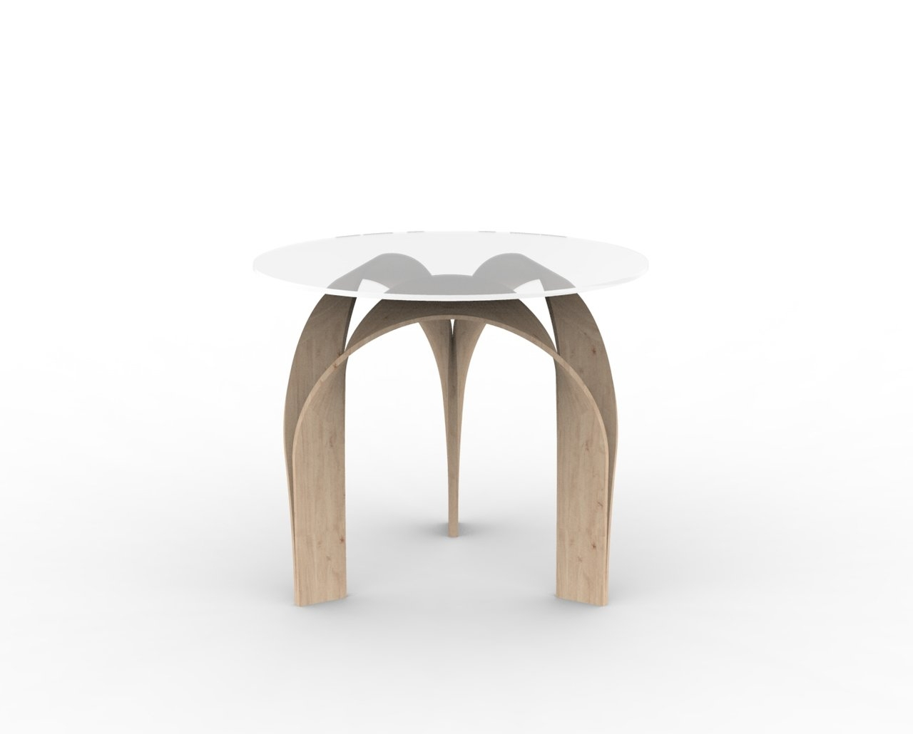 ARCH  SIDE TABLE