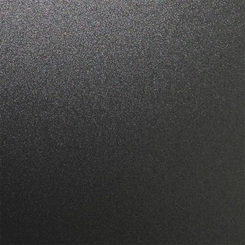 BLACK STAINLESS STEEL -