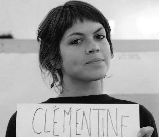 CLÉMENTINE CAURIER