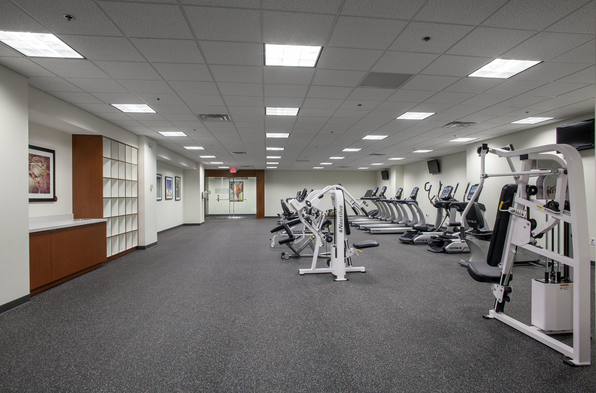 Fitness Center   Vanderbilt Properties