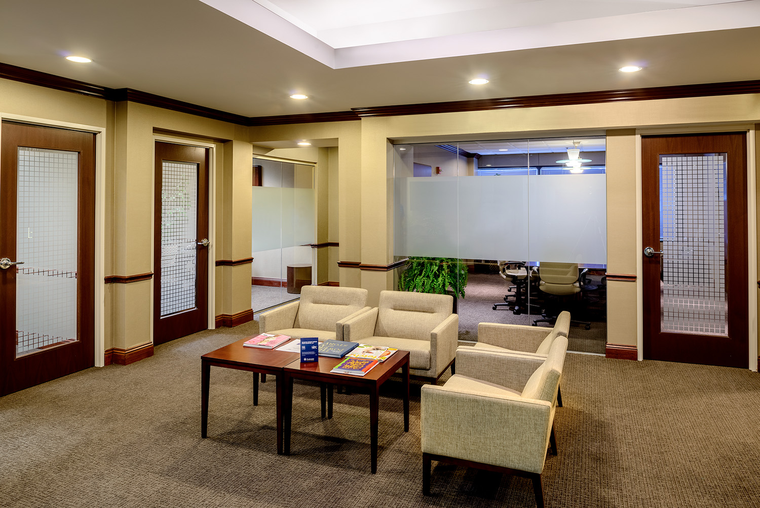 Waiting Room | Prudential