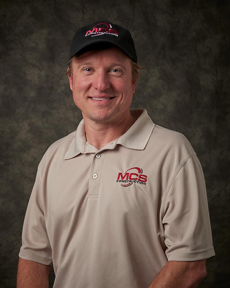 Kevin Meyer II - Superintendent