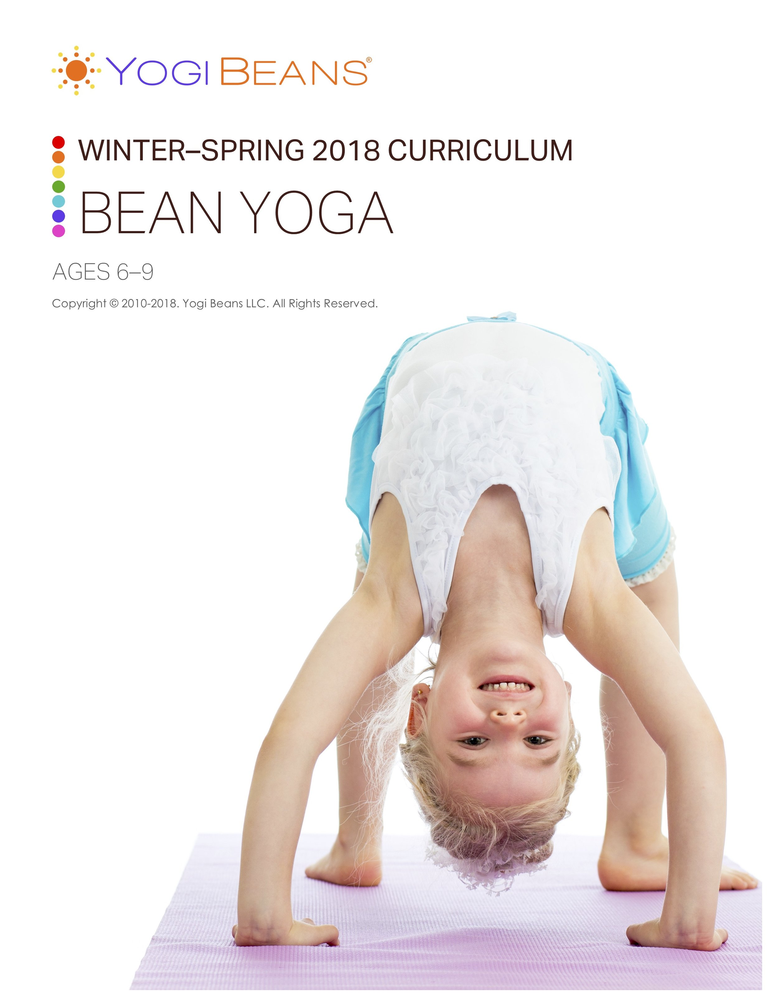 BEAN YOGA (AGES 6-9)