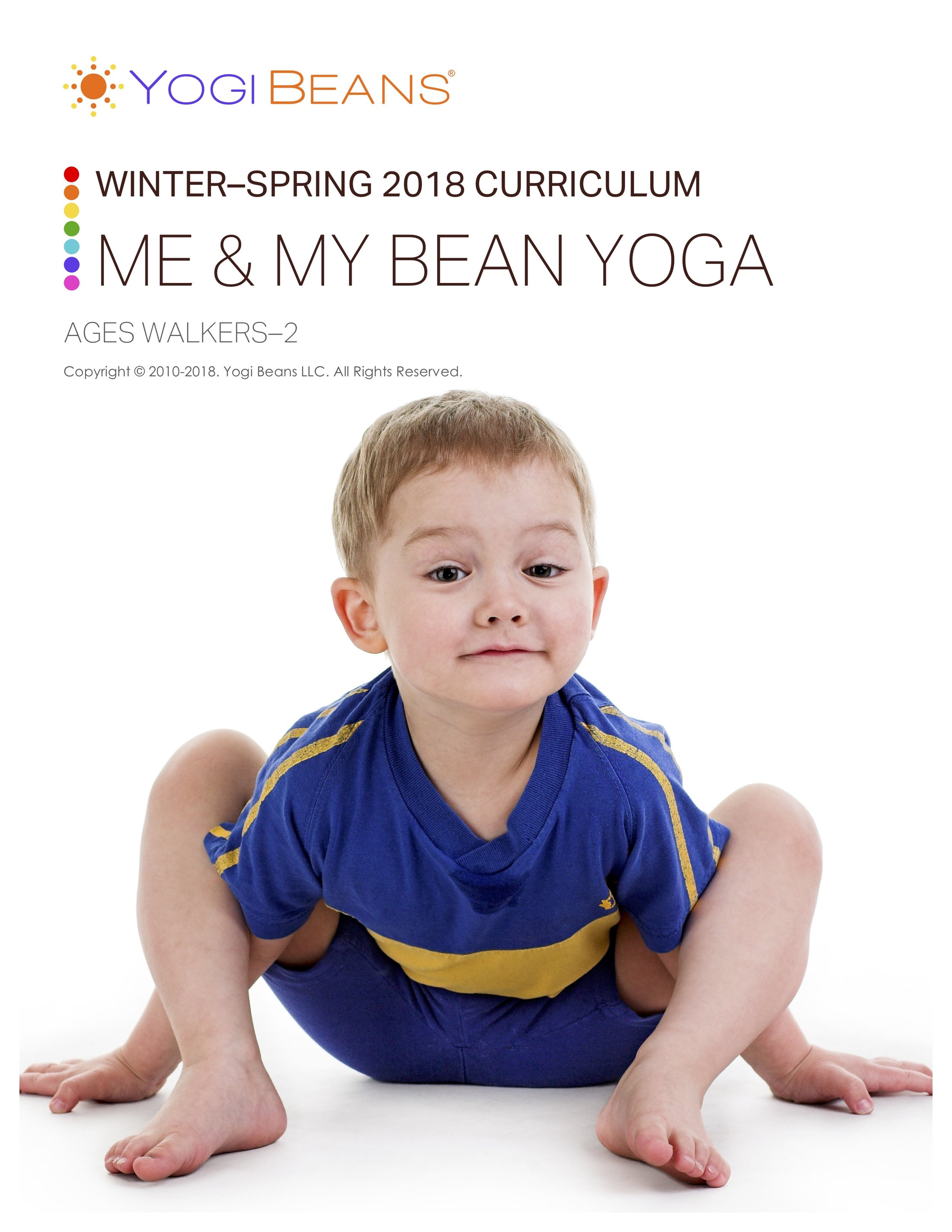 M&MB YOGA (AGES WALK-3)