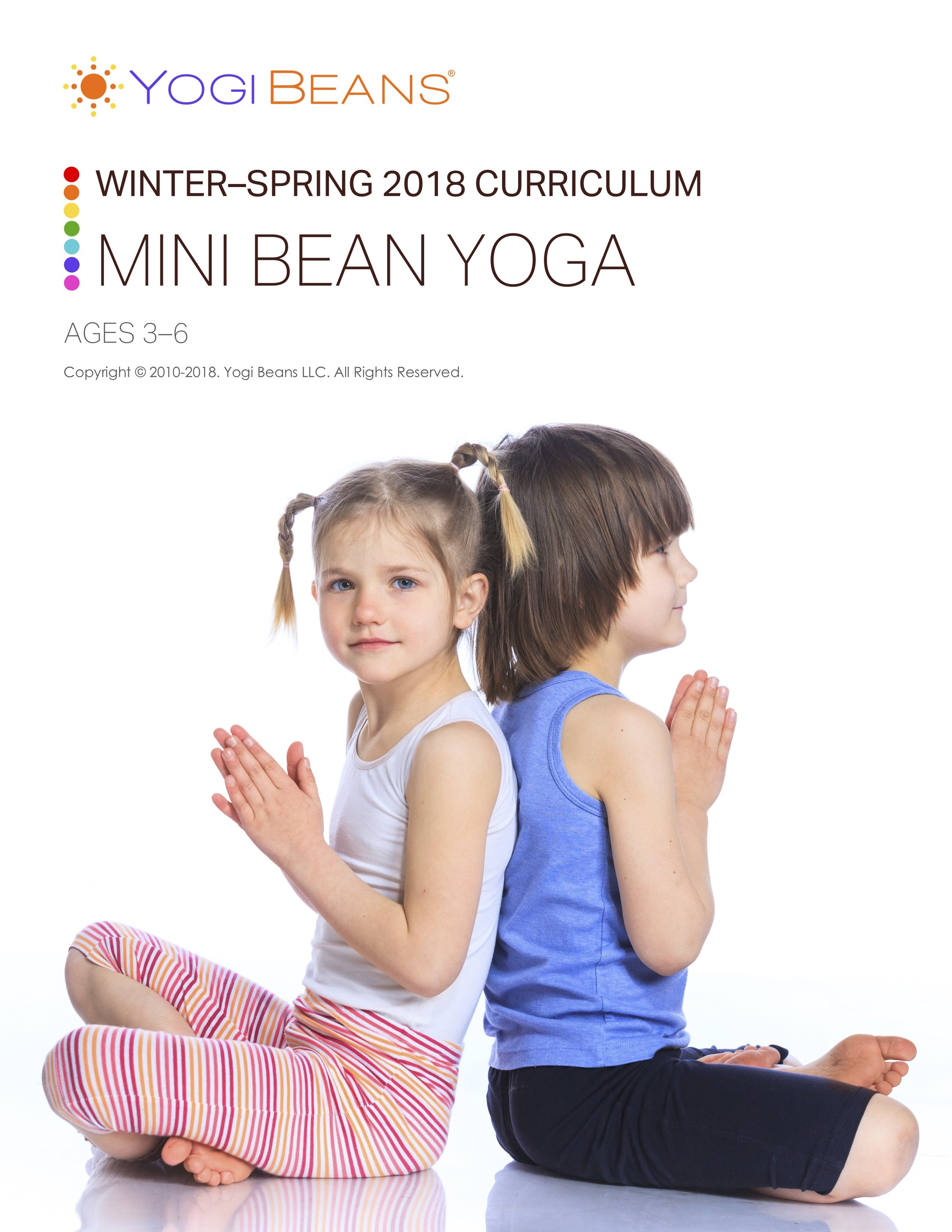 MINI BEAN YOGA (AGES 3-6)