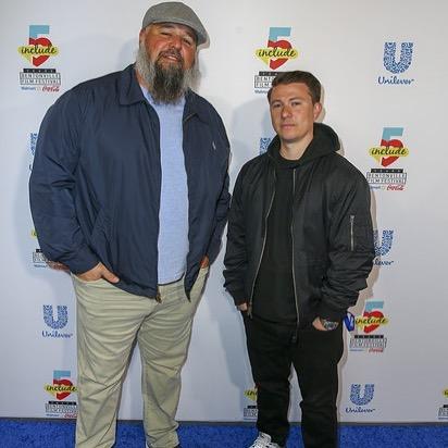 Producer Tony Gonzalez and Director Jose Daniel Freixas at the @bfffestival screening of @vandalmovie #exilium17 #vandalmovie #bentonvillefilmfestival #walmart #cocacola #geenadavis #latinofilm #miamigraffiti #miamifilm #vandalism #danielzovatto #josedanielfreixas #tetazo17