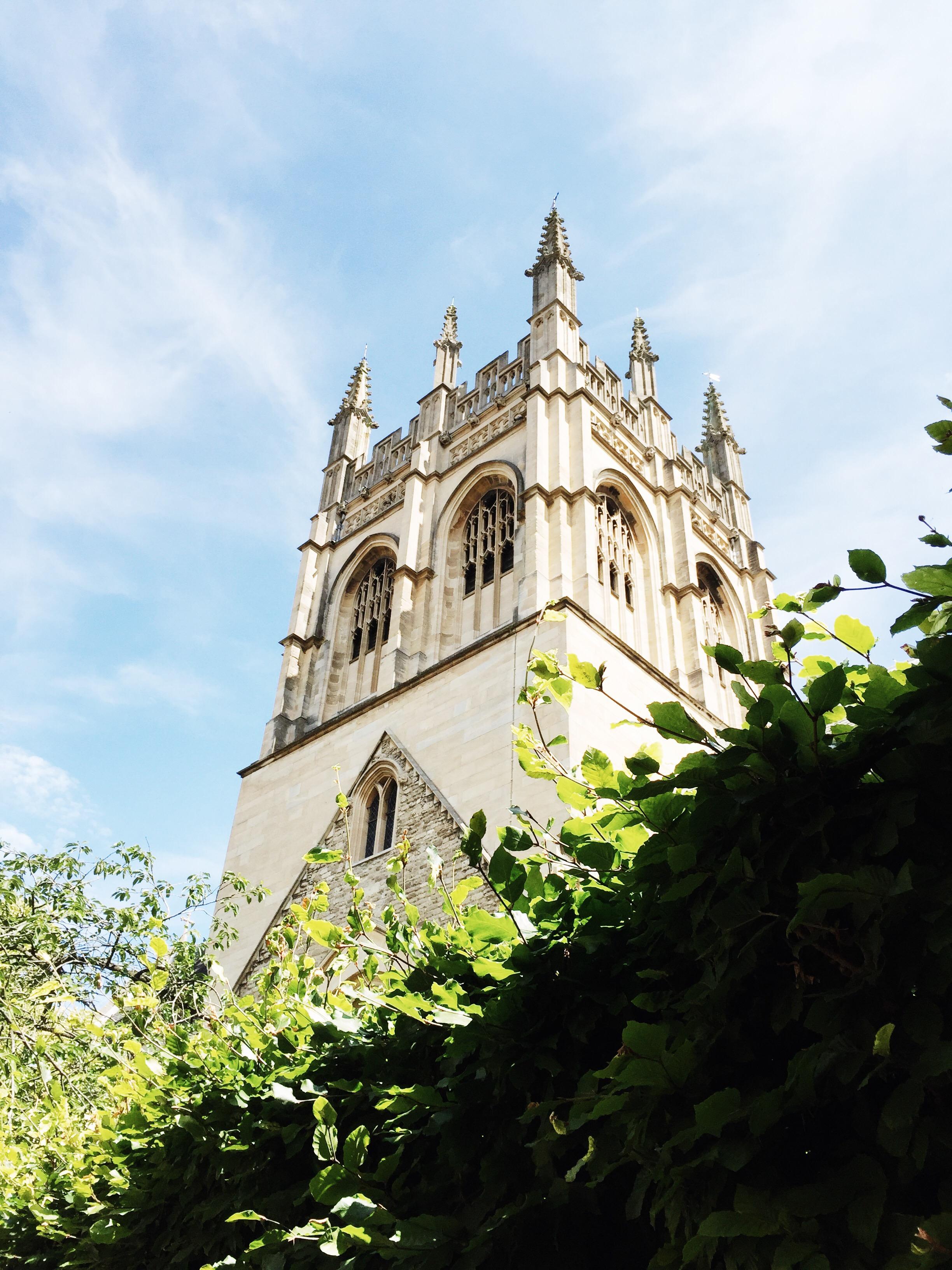 church oxford