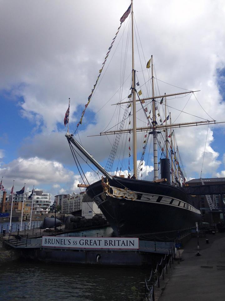 SS great britan