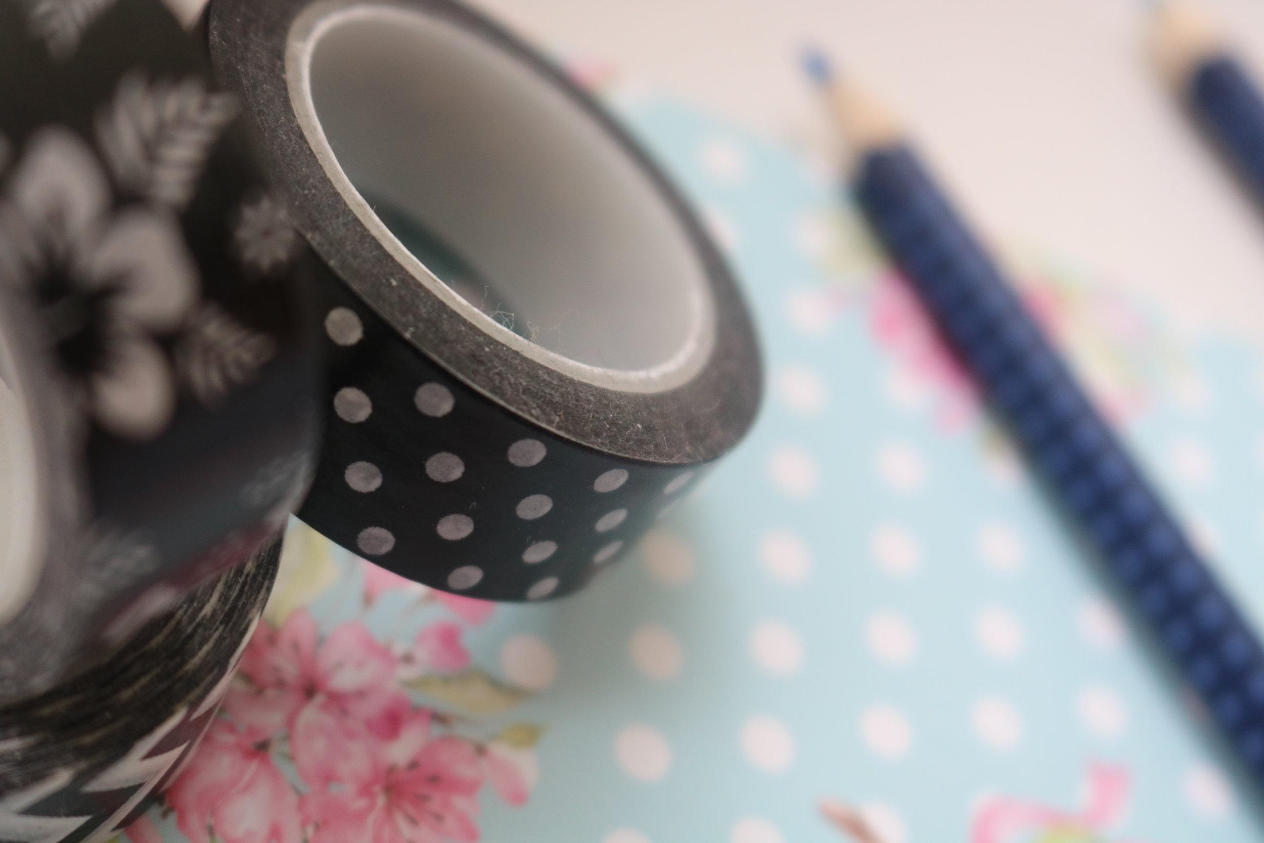 washi tape tricks