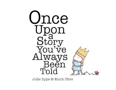 1. Once Upon A Story You've Always Been Told - COVER.png