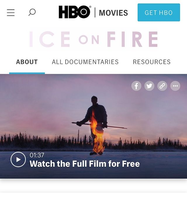 If you have not watched Ice On Fire it is still available through HBO for free. Time is limited without an #HBO subscription. #biochar #waste2wisdom #RFFI #redwoods @leonardodicaprio