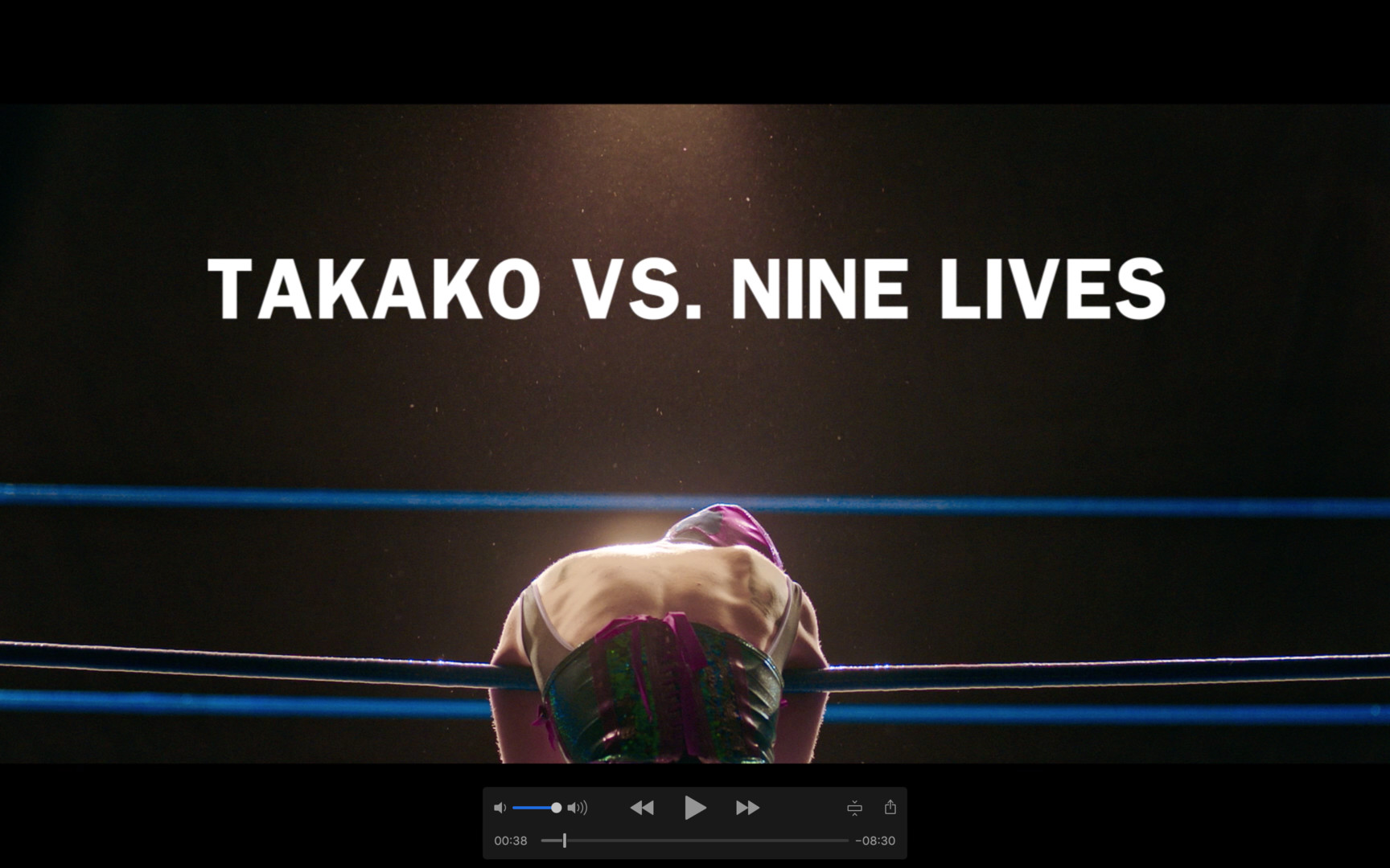 TAKAKO VS. NINE LIVES