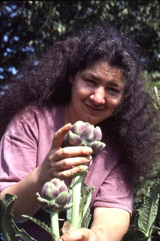 Catherine Shapiro, First Head Gardener