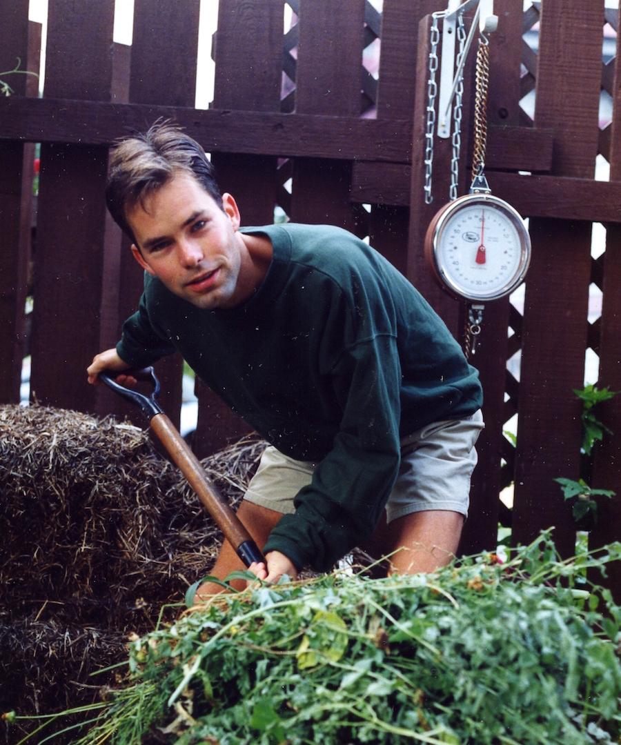 David Schnell, Gardener