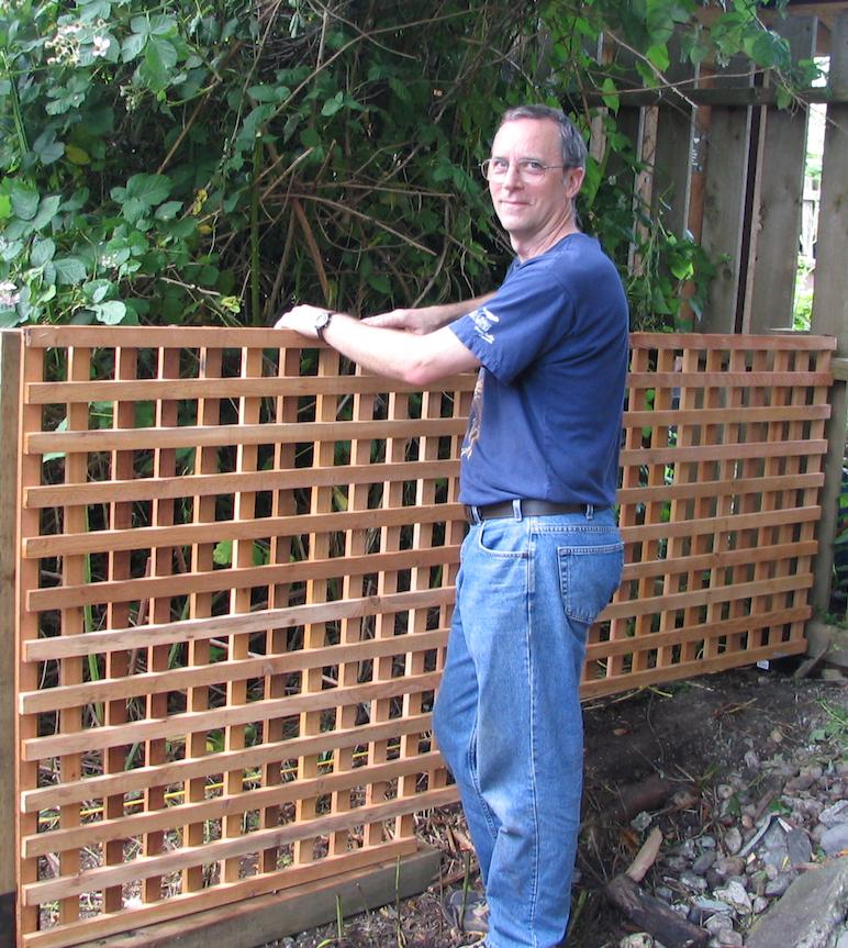 Graham Clarke, Builder
