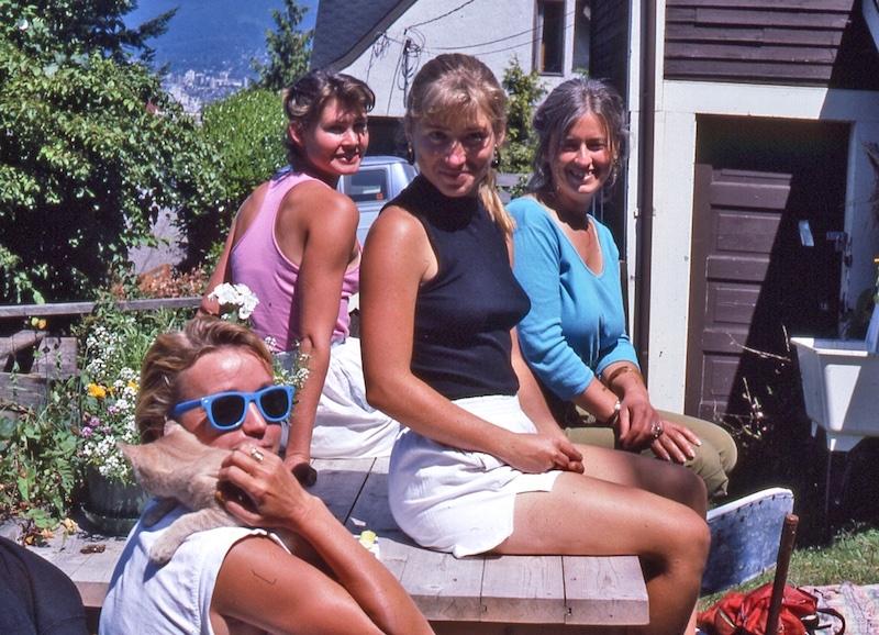 1980's staff
