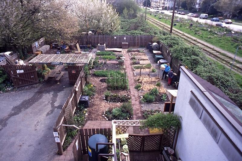 The Garden circa 1991