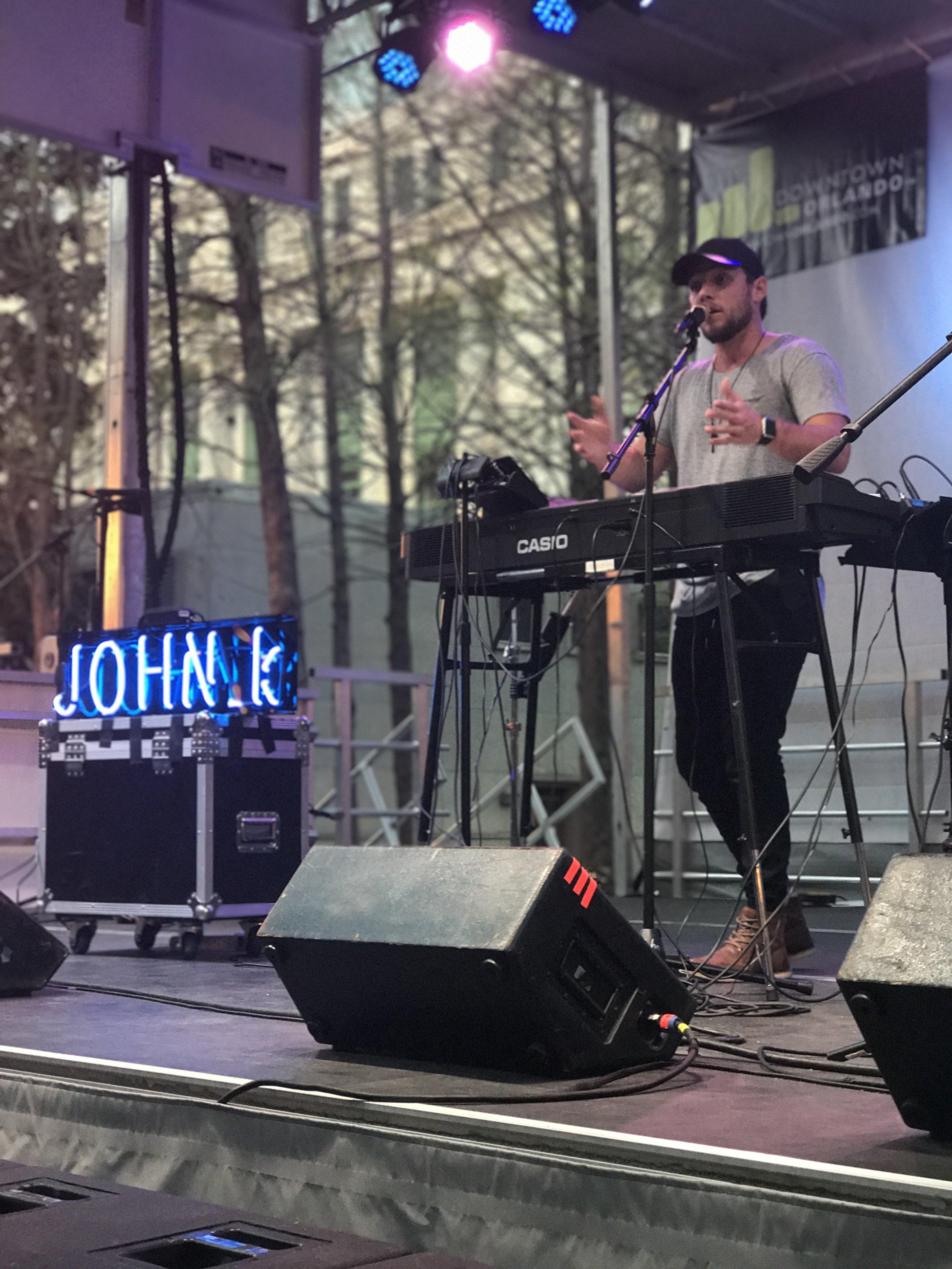 JOHN.k at FMF2017