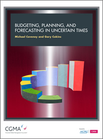 Budgeting, Planning & Forecasting in Uncertain Times
