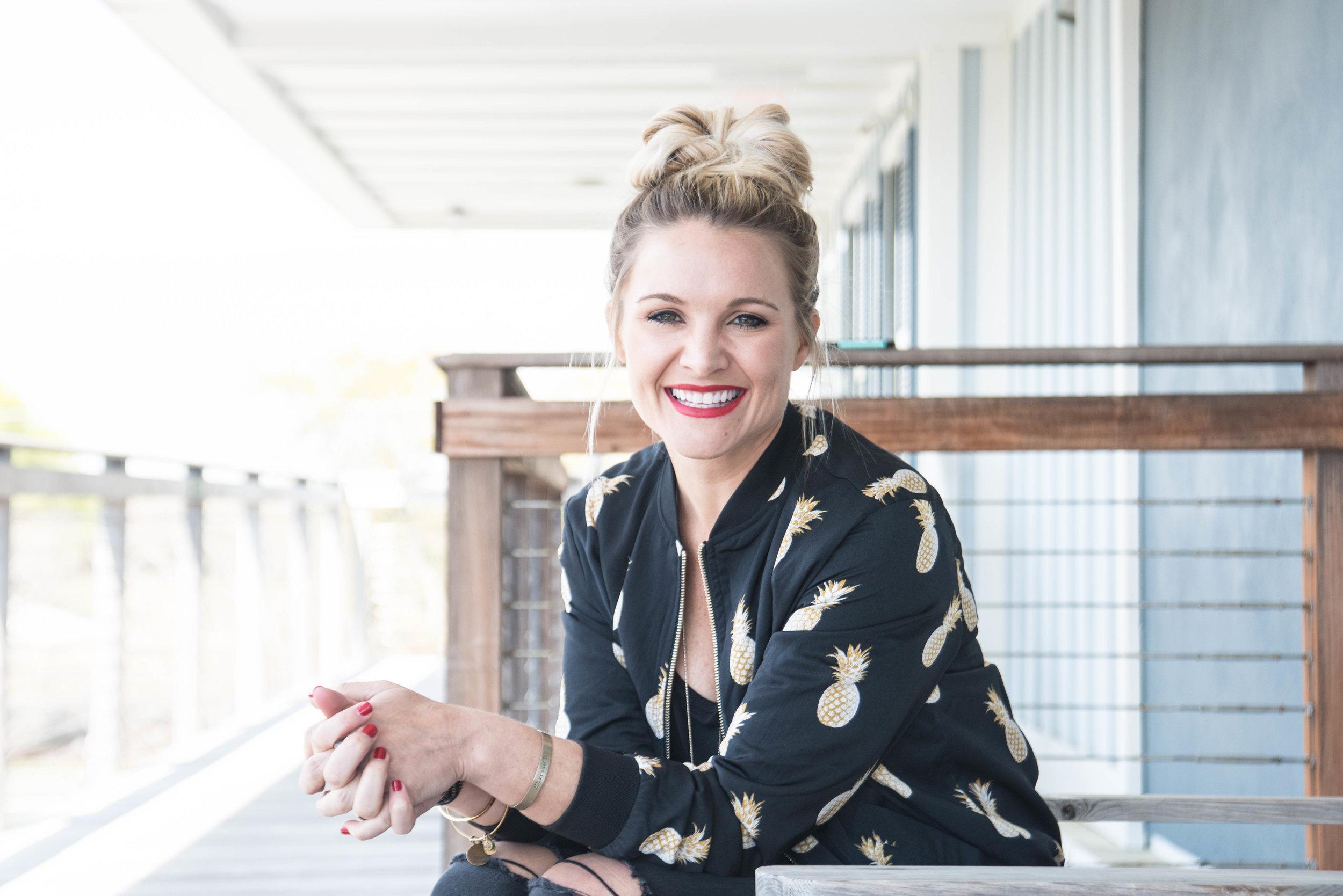 Melissa Barker, Founder