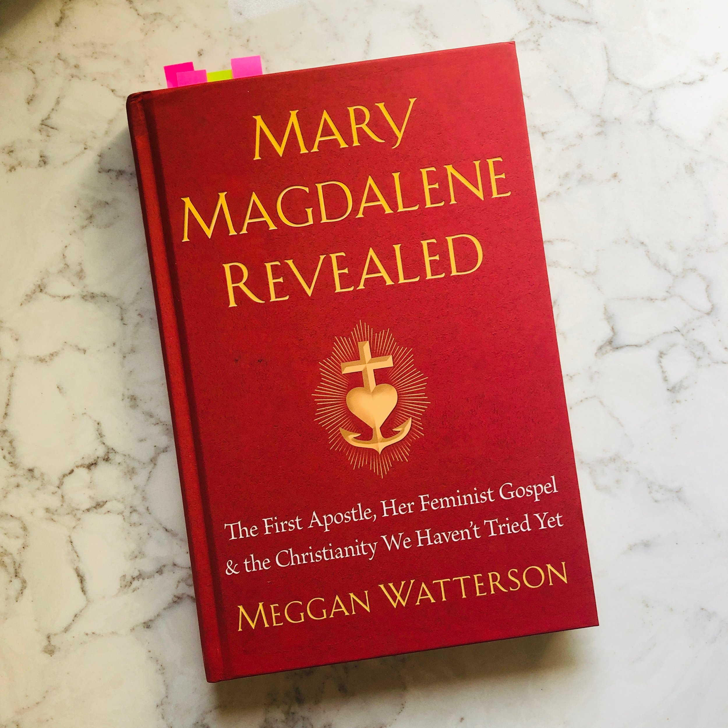"""Written by Harvard Theologian and former Minister, Meggan Watterson. Think of this as a theological memoir. Analysis + Meggan's story. Praised by Glennon Doyle as a """"masterpiece."""""""
