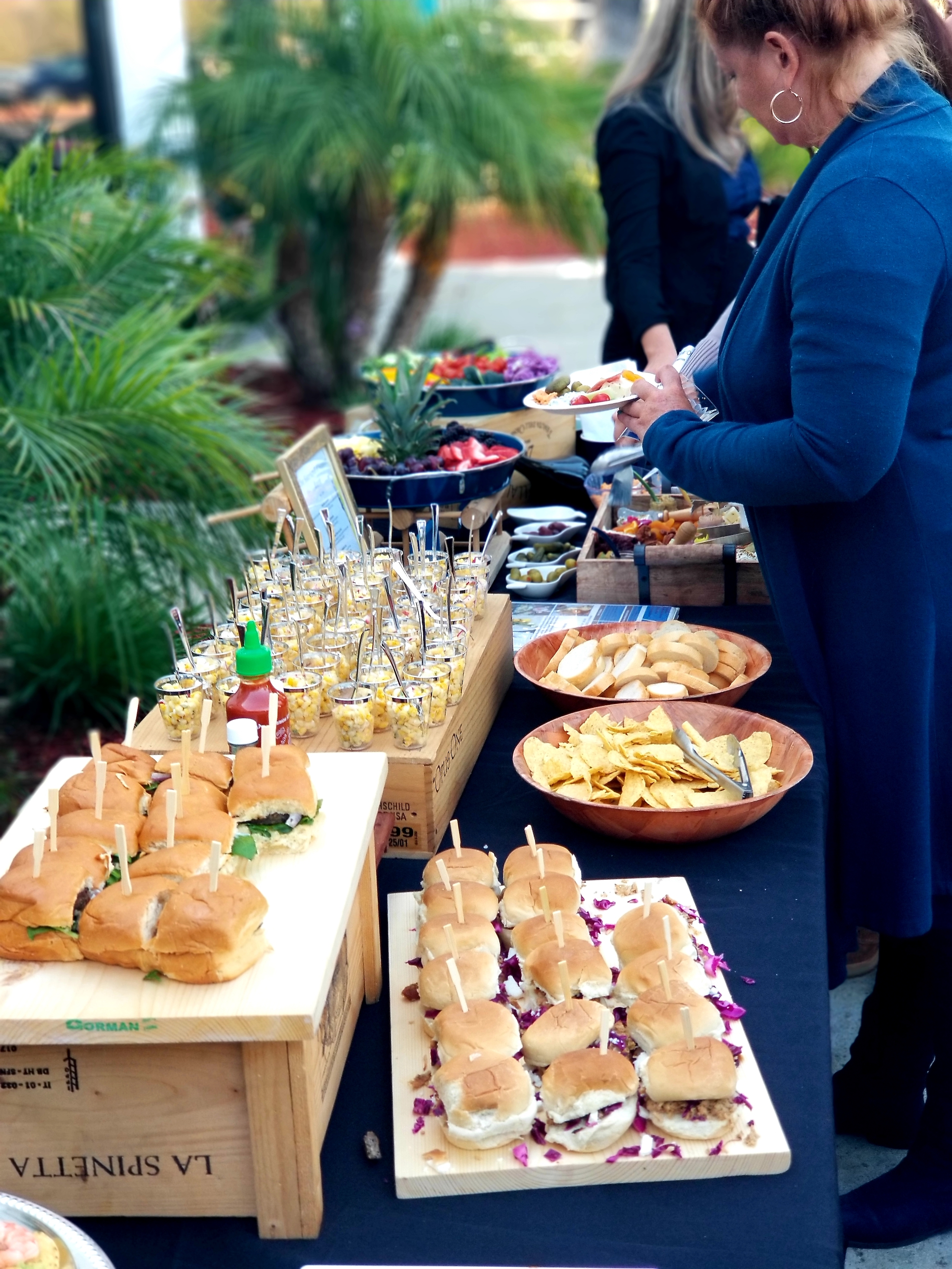 Corporate, Meetings and Retreat Catering