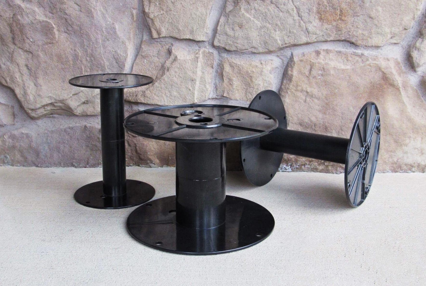 Light Utility Plastic Spools