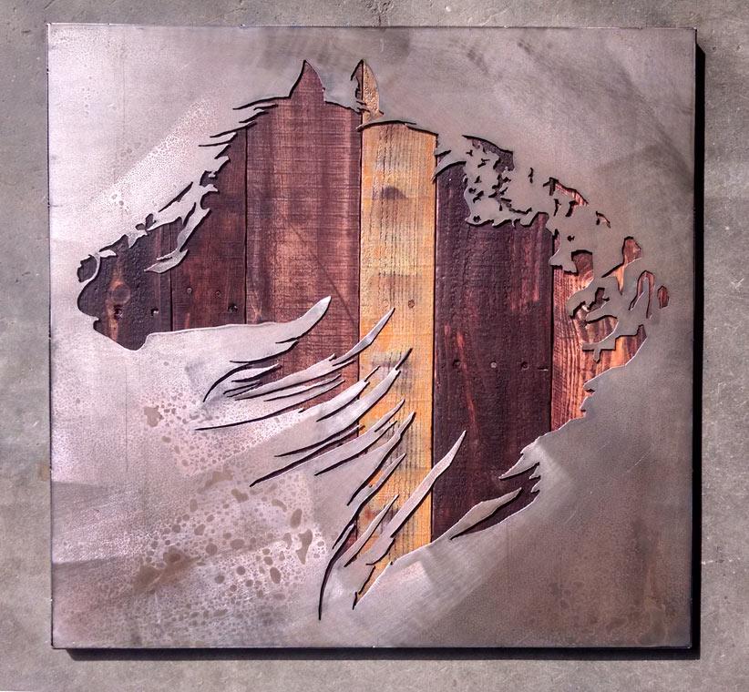 Stallion Wall Art