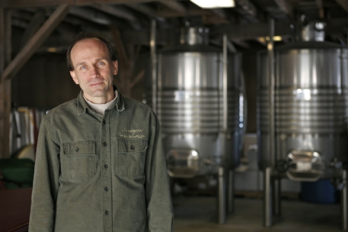 Sweetgrass Farm Winery & Distillery Keith Bodine