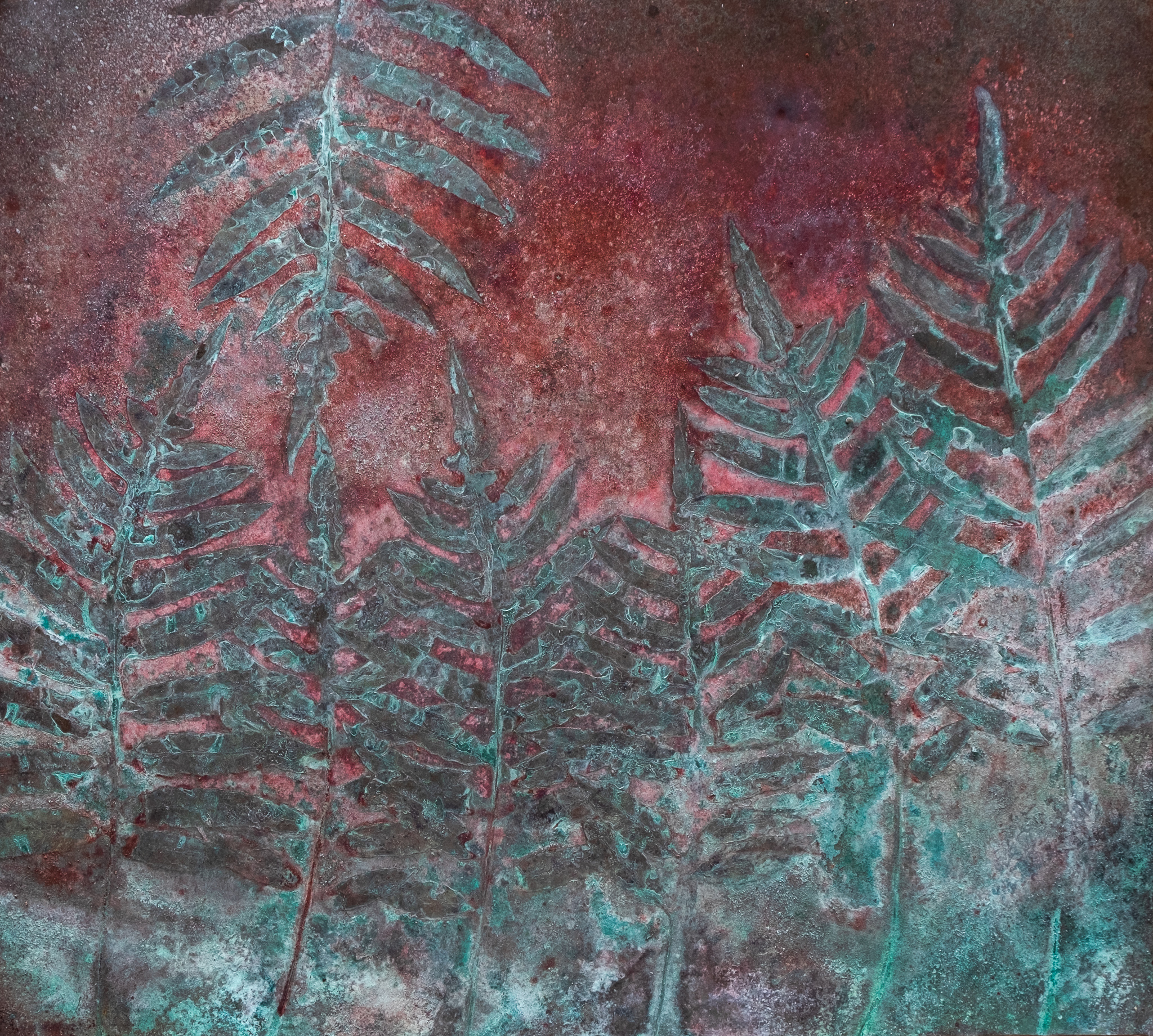 sanford-mcgee-copper-art-tennessee-ferns-blue-red.jpg
