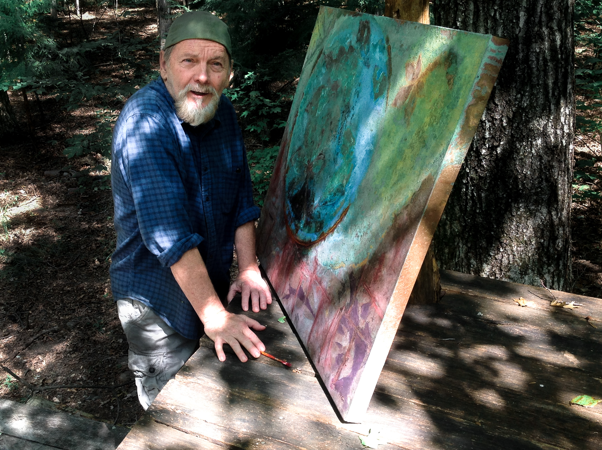 G SANFORD McGEE Artist Profile