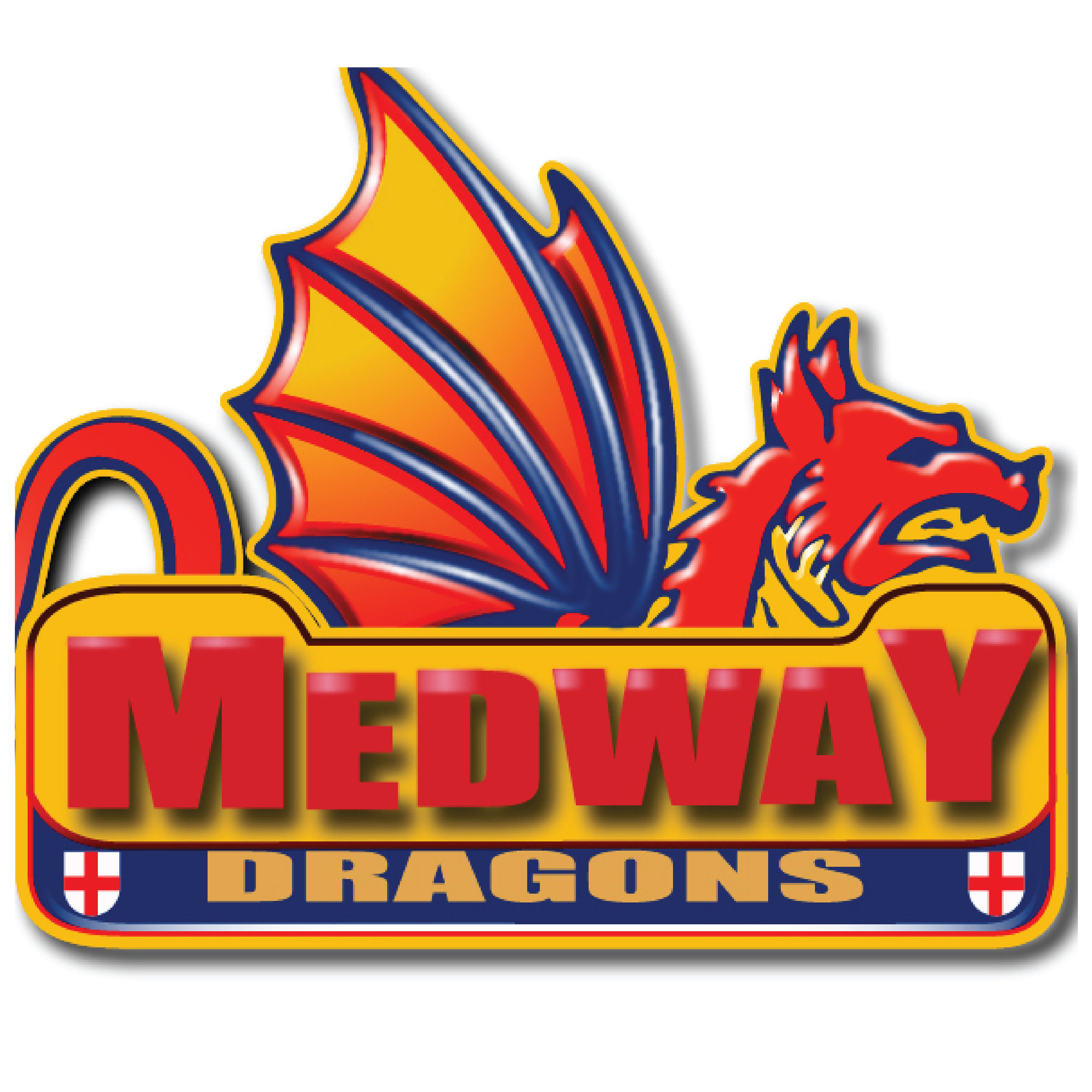 9. Medway Dragons