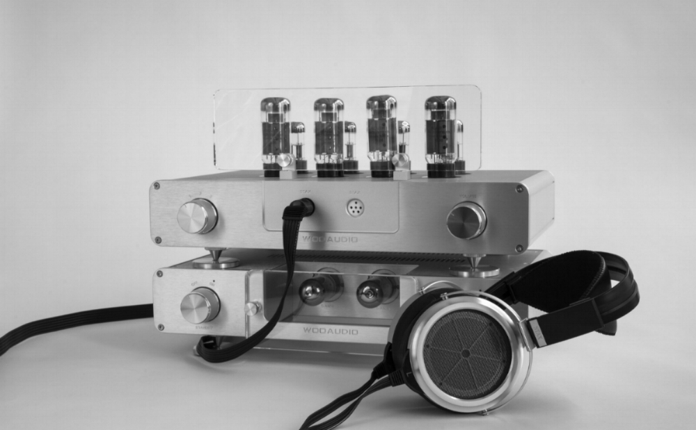 WES Fully Balanced Electrostatic Amplifier for Stax
