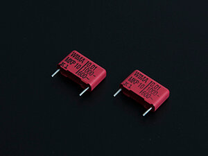 High-definition film capacitors are used