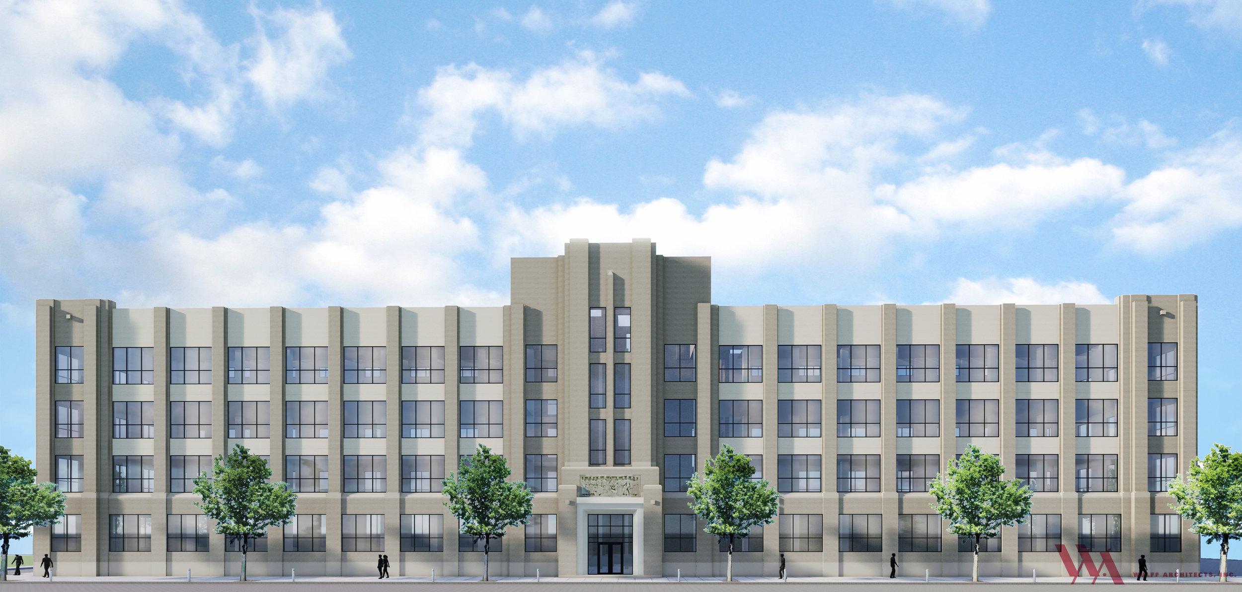 Edison Square - Veterans Housing - Front Elevation (002).jpg