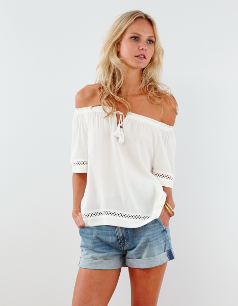 Evie- Sunday Morning - All The Wild Roses | $72