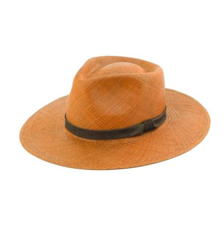 Avocado Straw Hat - Equal Uprise | $90