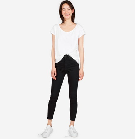 Plain White Tee - Everlane | $15