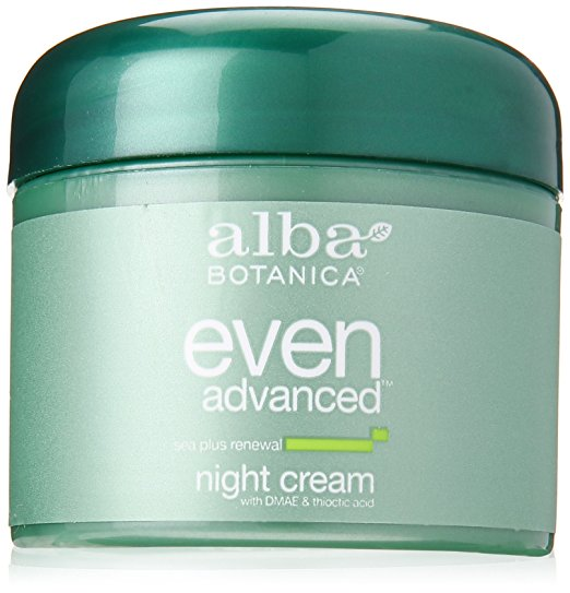Alba Botanice Even Advanced Night Cream, $10.49