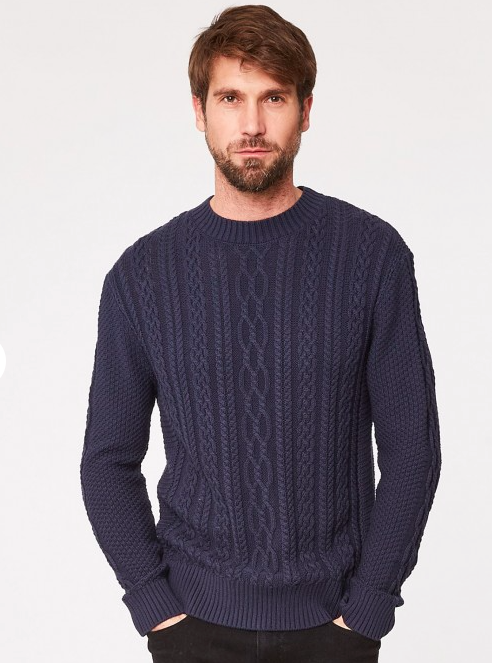 Organic Cotton Sweater - Thought Clothing | $92.19