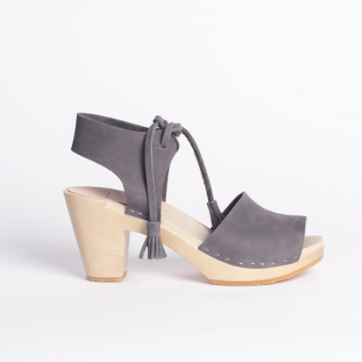 Hannah Spanish Toe - BRYR Clogs | $260Are these expensive? Yes. Are they to die for adorable? Absolutely. I've never owned a pair, but have heard nothing but raving reviews!